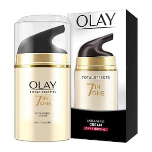 Olay Total Effect 7 IN 1 Anti Ageing Skin Cream (Moisturizer) Normal 50 gm worth Rs.849 for Rs.290 – Amazon
