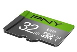 PNY 32GB Class 10 Micro SD Memory Card (PFUD0321U1R100-BR20) for Rs.379 – Amazon
