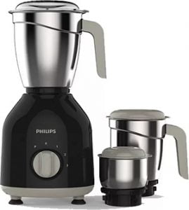 Philips HL7756/00 750 W Mixer Grinder 3 Jars for Rs.3199 – Amazon