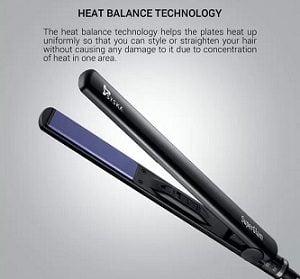 Syska SuperGlam HS6810 Hair Straightener for Rs.584 – Flipkart