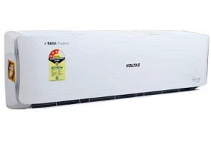 Voltas 1.5 Ton 3 Star Split Inverter AC – White (183 VDZU(R-410A)/183 VDZU 2(R-410A), Copper Condenser) for Rs.30,999 – Flipkart