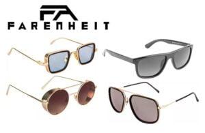 Farenheit Sunglasses -Minimum 80% Off @ Flipkart