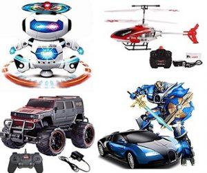 Remote Controlled Toys – Minimum 50% off @ Amazon