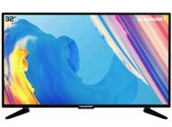 (Pre-paid Order) Blaupunkt 80cm (32 inch) HD Ready LED TV for Rs.7,249 – Flipkart