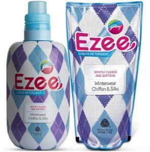 Godrej Ezee Liquid Detergent – 1kg + 1kg refill for Rs.281 – Amazon