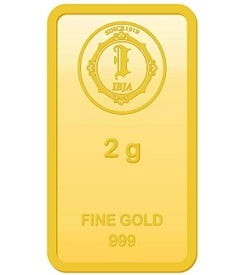 IBJA Gold Investment Bar 24 K (999) 2 gram Gold Bar for Rs.6,228 – Flipkart (20% Discount)