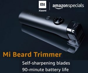 Mi Beard Trimmer for Rs.1,199 – Amazon