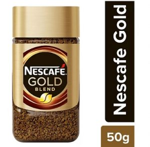 Nescafe Gold Instant Coffee (50 g) worth Rs.290 for Rs.187 – Flipkart