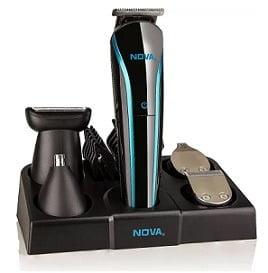 Nova NG 1152 USB Cordless Trimmer for Men for Rs.989 @ Flipkart