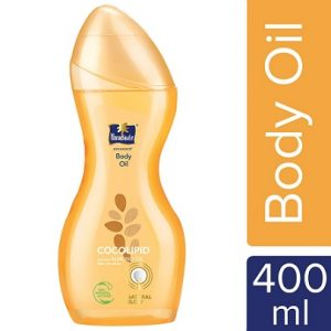 Parachute Advansed Body Oil, Cocolipid & Almond Oil, 400 ml worth Rs.499 for Rs.200 – Amazon
