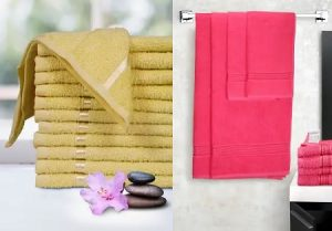 Towels – Flat 70% off @ Myntra
