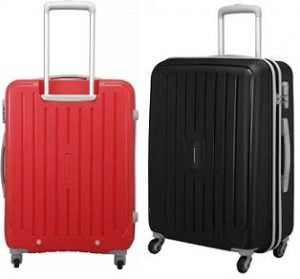 Aristocrat Photon Strolly 65 360 Jbk Check-in Luggage – 25 inch (Black) worth Rs.7000 for Rs.2599 – Flipkart