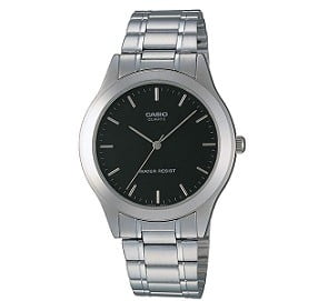 Casio Enticer Analog Black Dial Men's Watch – MTP-1128A-1A (A404) worth Rs.2,495 for Rs.1,045 – Amazon