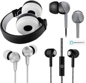 Headphones upto 70% off @ Amazon