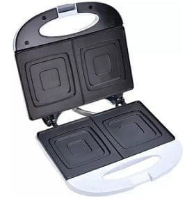 BMS Lifestyle Melissa Sandwich Maker 700W with Non-stick Coating for Rs.549 – Flipkart
