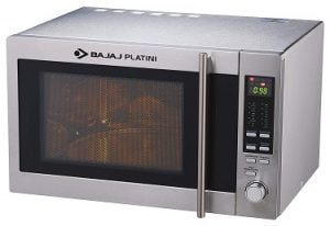 Bajaj Platini 30 L Convection Microwave Oven (PX 143) for Rs.2499 – Amazon
