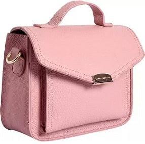 Flat 70% off – Lino Perros Women Pink Hand-held Bag for Rs.1,039 – Flipkart