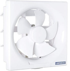 Luminous Exhaust Fan Vento Deluxe 200 mm for Rs.999 – Amazon