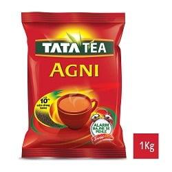 Tata Agni Leaf Tea 1kg for Rs.279 – Amazon