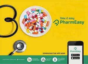 PharmEasy Medicines Online Order: upto 25% off + Extra Cashback upto Rs.1000
