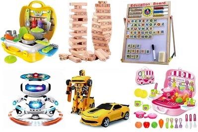 Learning & Educational Toys & more: 50% – 80% off – Flipkart