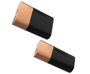 Duracell Powerbanks – Flat 65% off with 3 Years Warranty – Amazon