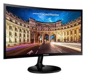 Samsung 23.6 inch Curved Full HD LED Backlit Monitor for Rs.8,834 – Flipkart