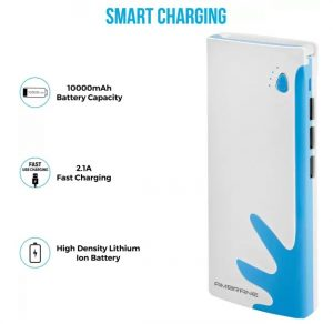 Ambrane 10000mAh Power Bank just for Rs.399 – Flipkart