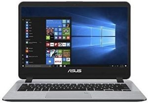 Asus Thin and Light Core i3 7th Gen 15.6 inch FHD Laptop ( 4 GB/ 1TB HDD /Windows 10/ Stary Grey /1.68 kg), X507UA- EJ836T for Rs.25,999 – Amazon