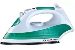 Bajaj Majesty MX8 1200 W Steam Iron for Rs.899 – Flipkart