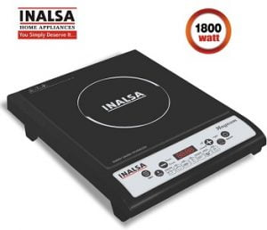 Inalsa Magnum 1800-Watt Induction Cooktop for Rs.1,099 – Amazon