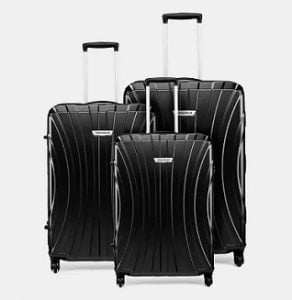 Provogue S01-3 COMBO SET (28+24+20) Cabin & Check-in Luggage for Rs.5,999 – Flipkart (with SBI Credit Card Rs.5,399)