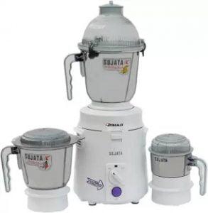 SUJATA dynamix 900 W Mixer Grinder (3 Jars)