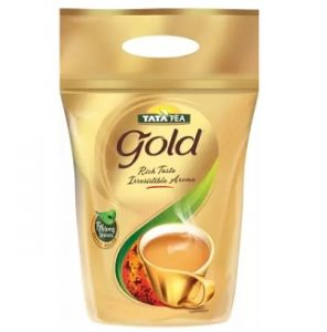 Price Down: Tata Gold Tea Pouch (750 g) worth Rs.400 for Rs.262 – Flipkart