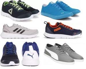Top Brand Men's Sports Shoes under Rs.1,499 – Flipkart
