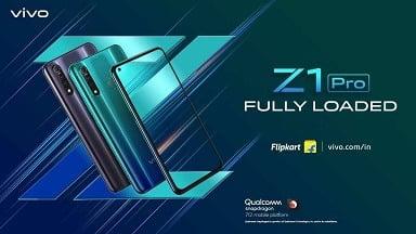 Vivo Z1 Pro Mobile Phones