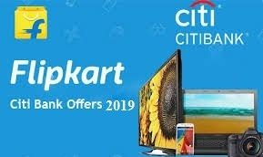 Flipkart Offer: Get 10% Extra Discount on Mobile, Appliances, Grocery & Flight with CITI Bank Debit / Credit Cards (Valid till 18th Oct)