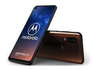 Motorola One Vision (128 GB ROM, 4 GB RAM) for Rs.14,999 + 10% Off with Cards @ Flipkart