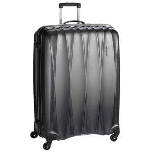 American Tourister Polycarbonate 79 cms Gun Metal Hardsided Suitcase