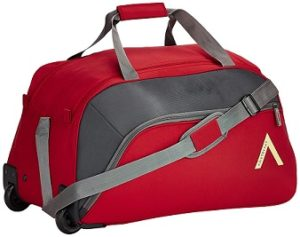 Aristocrat Volt Nxt Polyester 63 cms Red Travel Duffle for Rs.1499 – Amazon