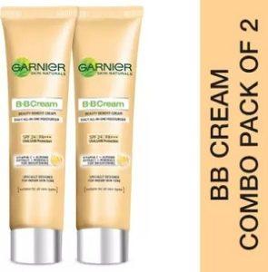 Garnier Skin Naturals BB Cream  (60 g) worth Rs.330 for Rs.197 – Flipkart