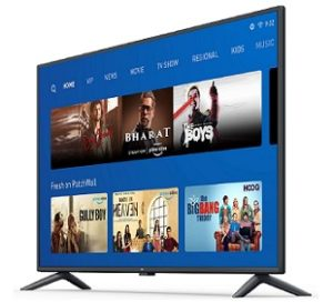 Mi LED TV 4X 125.7 cm (50) 4K Ultra HD Android TV for Rs.29,999 – Amazon