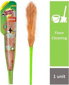Scotch-Brite No-Dust Fiber Broom