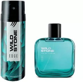 Wild Stone Edge Deodorant and Perfume Body Mist (200ml X 2) for Rs.371 – Flipkart