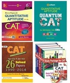 CAT Exams Preparation Books – Upto 60% Off@ Flipkart