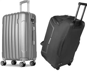 Suitcases & Luggage 70% – 86% off @ Flipkart