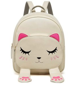 Bizarre Vogue Cute Small Cat Backpack for Girls for Rs.352 – Amazon
