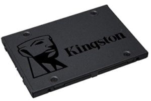Kingston SSDNow A400 480GB Internal Solid State Drive Rs.3999 – Amazon
