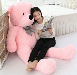 Premium Quality Huggable Teddy Bear – 3 Feet for Rs.579 @ Amazon
