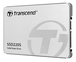 Transcend 120GB Internal Solid State Drive for Rs.1912 – Amazon